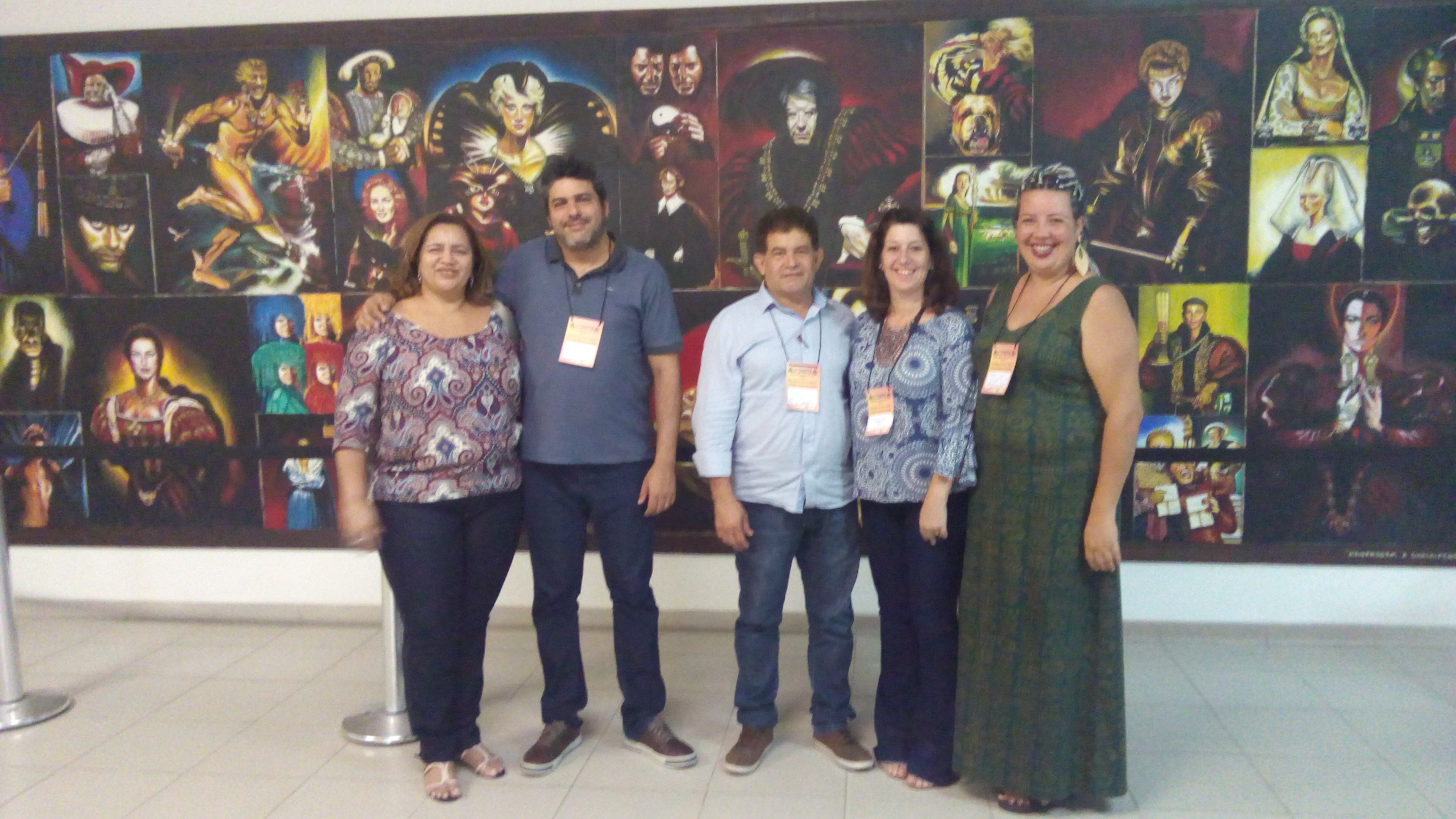 PDTSA participa do VI Coninter